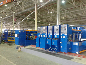 ООО «Европак». Поставка двух перерабатывающих линии TCY (Тайвань), моделей 9PA-9FG и 6PA-STK