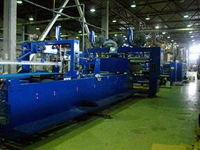 ООО «Рэмос-Альфа». Поставка оборудования для производства гофротары и обвязки стопок