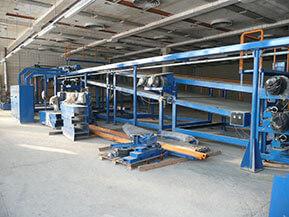 ООО «БМиК». Поставка высокоскоростной линии для производства гофрокартона ТСУ