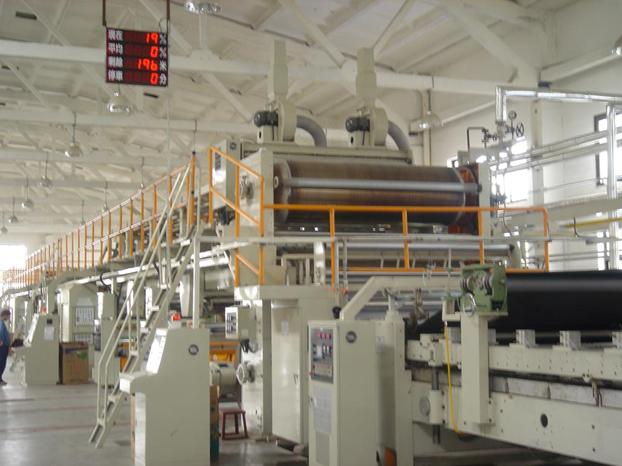 Гофрокартонное производство