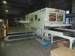 ООО «Уралгофротара». Поставка плосковысекательного пресса AP-1600-MII (Asahi, Япония)
