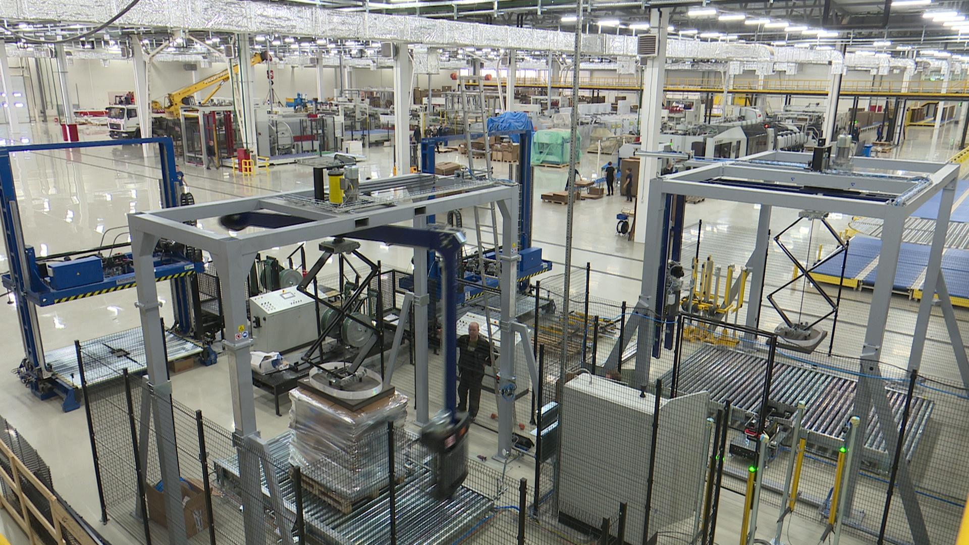 В Воронежской области запустят крупное производство картонных упаковок