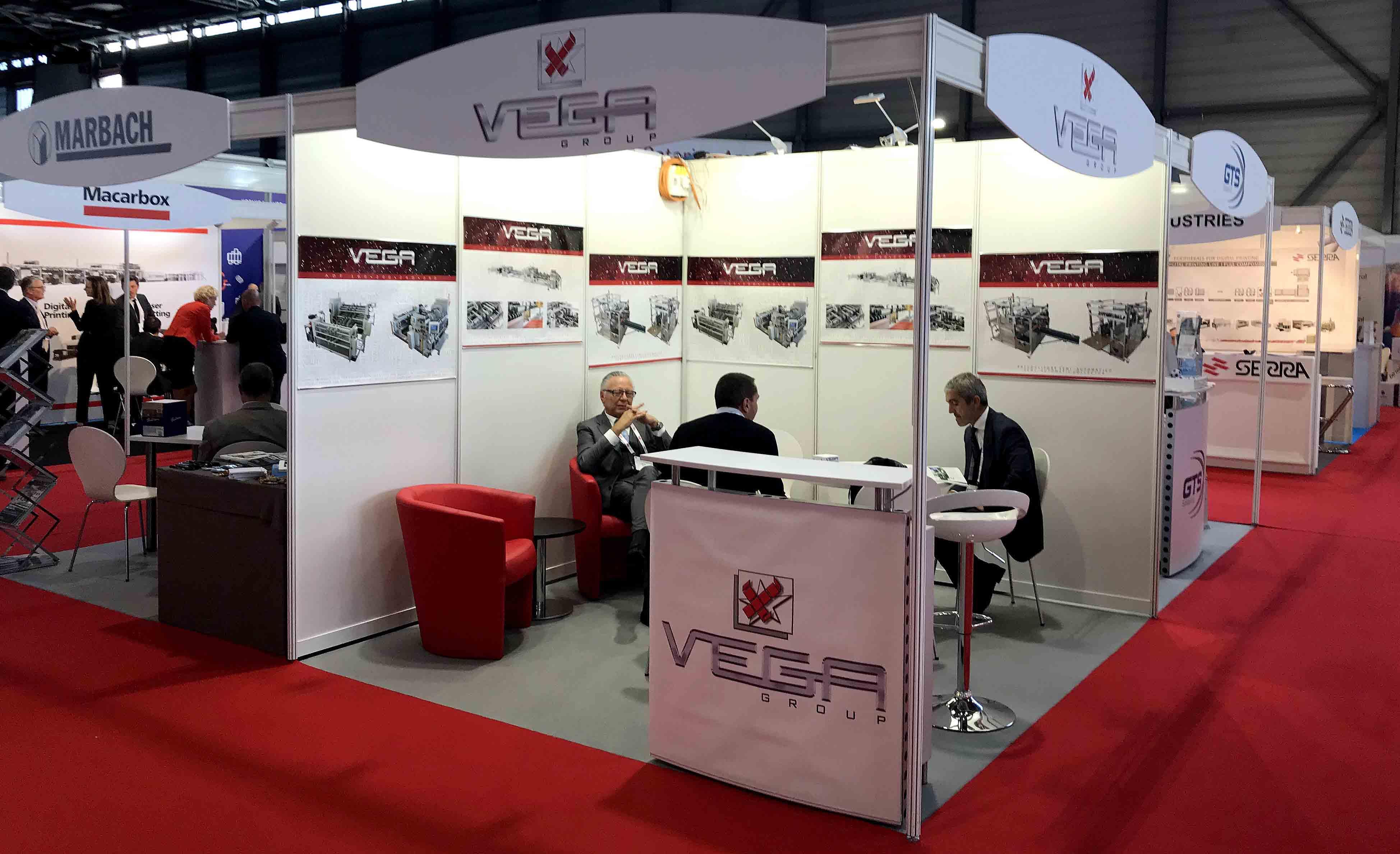 Компания VEGA на  FEFCO 2019